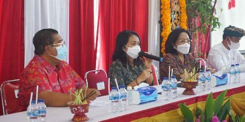 Bentuk PEKKA, Bintang Puspayoga Dorong Kaum Perempuan Buleleng Jadi Subyek Pembangunan Tingkatkan IPG-IDG