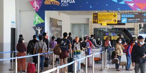 """Agustus 2021 Bandara Ngurah Rai Layani 89 Ribu Penumpang, Herry Sikado: """"Pergerakan turun 8%"""""""