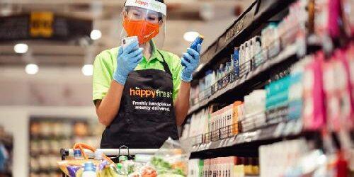 Jangan Khawatir! #JurusBelanja Personal Shopper HappyFresh Pastikan Konsumen Dapat Produk Sesuai Shopper Notes