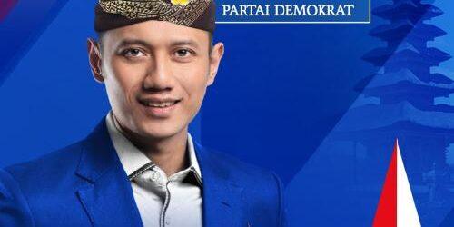 """Tunjukkan Konsistensi Elektabilitas, Survei CISA: AHY Makin Moncer Menuju Pilpres 2024, Ketua Demokrat Bali Made Mudarta: """"AHY kian diminati publik"""""""