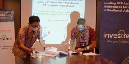 BPR Lestari Gandeng Investree, Jadi Jembatan dan Solusi Bisnis Secara Digital Bagi UMKM