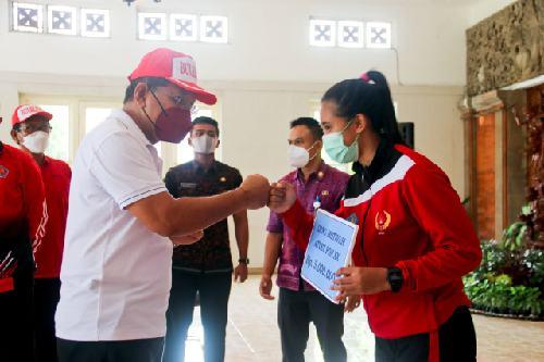 Turun di 13 Cabor PON XX, Kontingen Bali Asal Buleleng Bidik 17 Medali