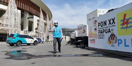 """PLN """"Siaga 1"""", 1.574 Personel Siap Amankan Kelistrikan PON XX di Papua"""