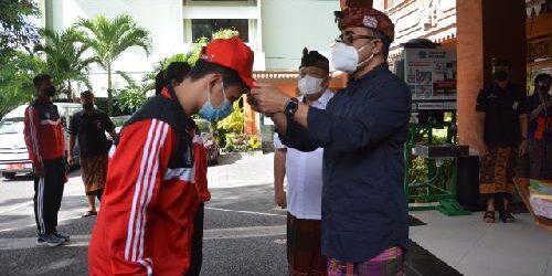 Atlet Denpasar Siap Berlaga di PON XX Papua, Ini Targetnya!
