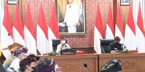 "Penanganan Covid-19 dan Disiplin Prokes Jadi Kunci Vital ""Recovery"" Ekonomi Bali"
