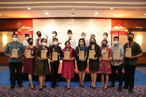 Visitasi Penilaian BUMN CSR Award, The Patra Bali Terapkan CSR Mengacu pada ISO 26000