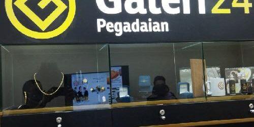 Galeri24 Hadir di Gatsu Tengah, Beli Emas Tanpa Was-Was