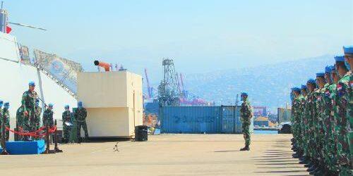 """Emban Misi PBB, KRI SIM Perankan """"Diplomatic Relationship"""", Jadi Ujung Tombak Pasukan Garuda di Laut Lebanon"""