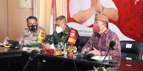 Kasus Covid Melandai, Buleleng Ijinkan Satdik Laksanakan Belajar Tatap Muka Mulai 4 Oktober
