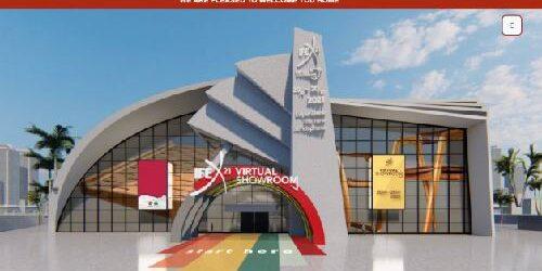 Libatkan 57 Peserta Pameran, IFEX Virtual Showroom 2021 Diserbu Buyers Mancanegara