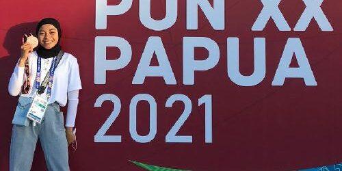 Mahasiswa ITB STIKOM Bali Tambah Pundi Medali Kontingen Bali PON XX dari Cabor Judo