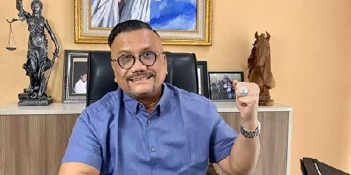 """Dirgahayu ke-76 TNI, Togar Situmorang: """"Bersama rakyat TNI kuat, jayalah selalu TNI"""""""