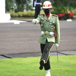 Kolonel Inf. Tunjung Setyabudi, Sosok Komandan Upacara HUT ke-76 TNI di Istana Negara, Prajurit Kodam Udayana yang Dikenal Aktif dan Sigap Membantu Masyarakat