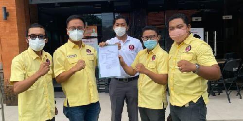 Peradah Indonesia Polisikan Dayu Gayatri ke Polda Bali