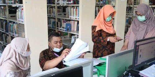 Kunjungi UPT Perpustakaan Unud, Badan Pengembangan dan Pembinaan Bahasa, Jakarta Jajaki Kerjasama Pendigitalisasian Buku Karya Sastra dan Dokumen