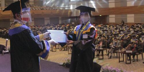 "735 Wisudawan ITB STIKOM Bali, Rektor Dadang: ""Tak ada satupun yang menganggur"""