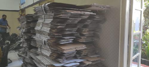 Distribusi Logistik Pilkel Serentak di Buleleng, DPT 139.160, Kertas Suara 144.726