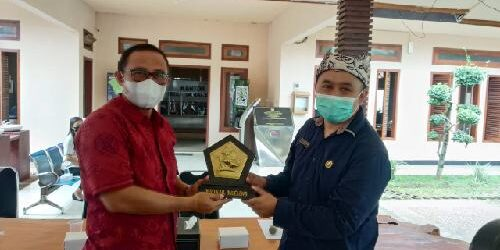 Kagumi Program Smart Kampung Pemkab Banyuwangi, DPRD Buleleng Intip Pengelolaan Desa Wisata Taman Sari