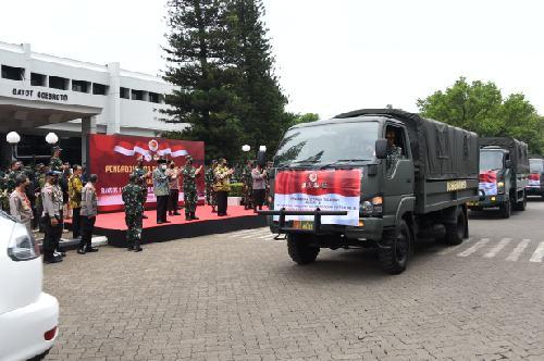 Hadiri Bhaksos Alumni Akabri Altar 89, Panglima TNI Tegaskan Sinergitas TNI-Polri Wajib Lindungi Rakyat dari Bahaya Covid-19