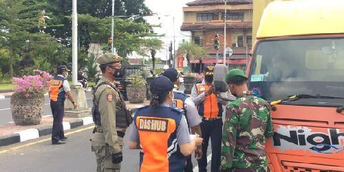 """Operasi Yustisi Prokes Tak Pernah Nihil """"Tangkapan"""", 19 Orang Terjaring"""