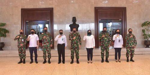 Berlanjut, Kerjasama TNI dengan PLN dan Pertamina Soal Pengamanan Obyek Vital