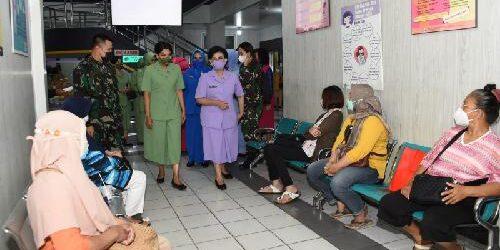 Ketum Yayasan Tunas Muda IKKT Harap Rumah Sakit Patria IKKT Naik Kelas Jadi RS Kelas B