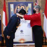 "Pemerintah Australia Anugrahkan Panglima TNI ""Honorary Officer of The Order of Australia in The Military Division"""
